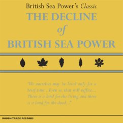 British Sea Power the Decline of British Sea Power CD cover