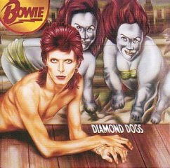 David Bowie Diamond Dogs CD cover