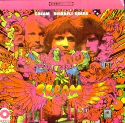 Cream Disraeli Gears Album cover