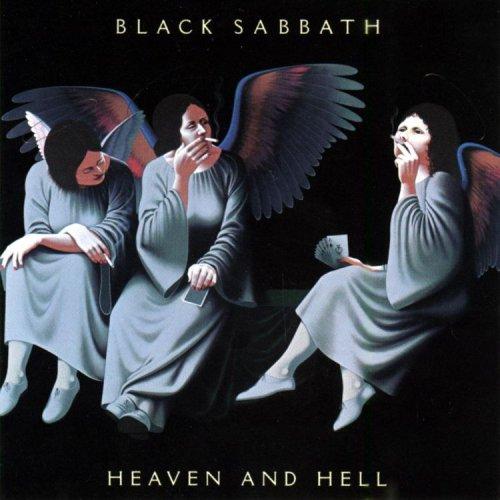 Black Sabbath heaven and Hell CD cover