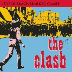 The Clash Super Black Market Clash CD cover