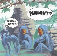 Pavement Wowee Zowee CD cover